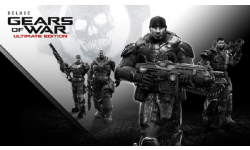 Gears of War Ultimate Edition Deluxe
