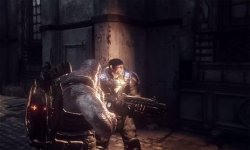 Gears of War Ultimate Edition head