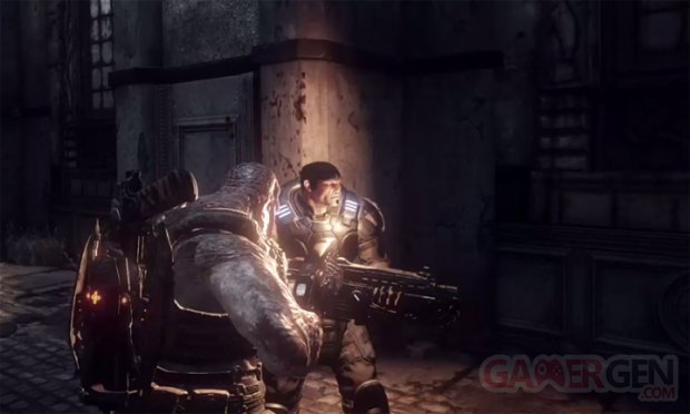 Gears of War Ultimate Edition head