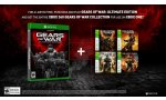gears of war ultimate edition les versions xbox one quatre episodes xbox 360 offertes
