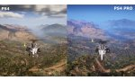 ghost recon wildlands comparaison video versions ps4 ps4 pro ubisoft graphismes details framerate
