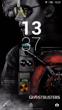 Ghostbusters SOS Fantomes theme Xperia (3)