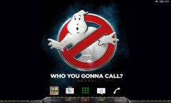 Ghostbusters SOS Fantomes theme Xperia (8)