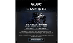 Ghosts ODIN map pack