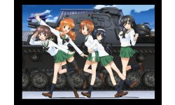 Girls und Panzer Master the Tankery 09 03 2014 art 4