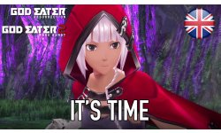 God Eater 2 Rage Burst   PS4 PS Vita PC   It's time Launch Trailer