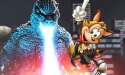 Godzilla Famitsu