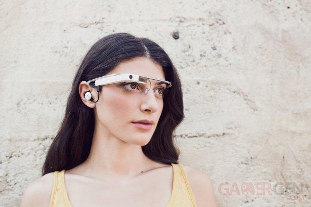 google glass 2 ecouteur