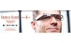 Google Glasses verres correcteurs Rochester Optical coloris