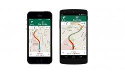 Google Maps Mise a jour VTC Offline