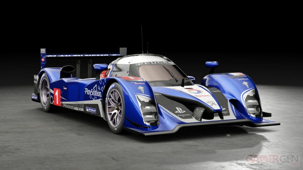 image gran turismo sport 19 05 2016 peugeot 908 hdi fap lmp1 gamergen com. Black Bedroom Furniture Sets. Home Design Ideas