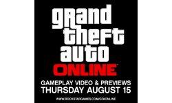 Grand Theft Auto GTA VOnline 12 08 2013 révélation