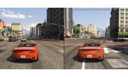 grand theft auto v gta 5 comparaison psn ps3 probleme inferior version