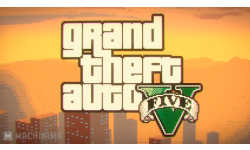 grand theft auto v gta 5 retro 16 bits video intro
