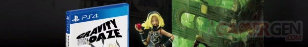 Gravity Rush Remaster HD Edition Collector