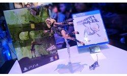 Gravity Rush Remaster HD TGS 2015 Edition Collector Figurine Figma (24)