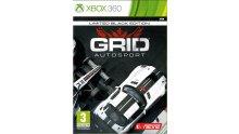 Grid Autosport Black - édition limitée xbox 360