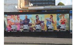 GTA 5 mur affiches