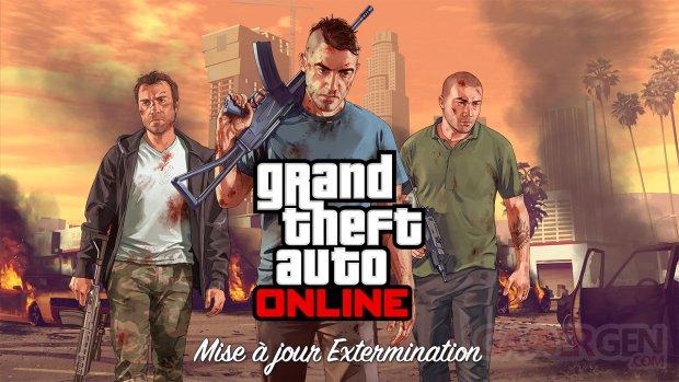 GTA Online Extermination 02 10 2014 art 2