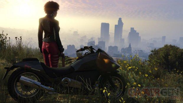 GTA Online Le Crime Paie Partie 2 08 07 2015 screenshot 1