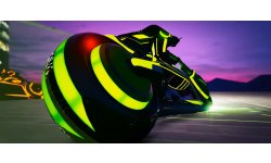 GTA V Online Deadline moto Tron