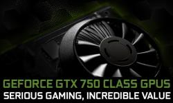 GTX750 nvidia