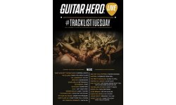 Guitar Hero Live 12 05 2015 tracklist