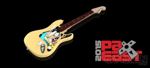 guitar rock band 4 pax east