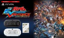 Gundam Extreme VS Force PSVita PlayStation TV collector (9)