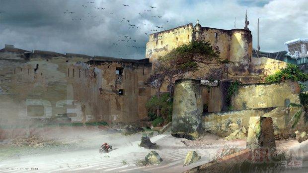 Halo 2 Anniversary Zanzibar map 1
