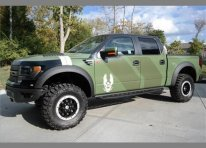 Halo 4 Edition Ford F 150 SVT Raptor 1