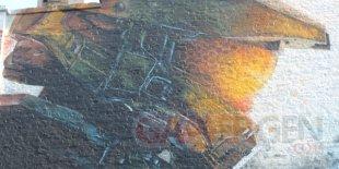 Halo 5 graffiti image screenshot 3