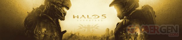 Halo 5 Guardians 06 10 2015 gold banner