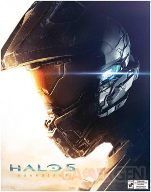 Halo 5 Guardians 31 12 2014 poster
