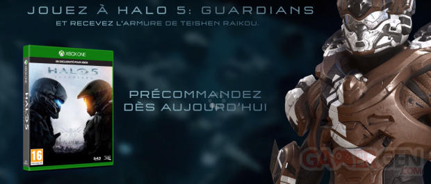 Halo 5 Guardians bonus