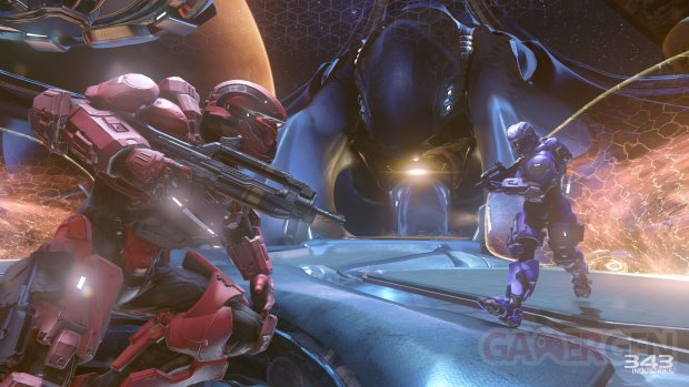 Halo 5 Guardians Multiplayer Beta Truth Mantle Up