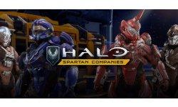 Halo 5 Guardians Spartan Companies