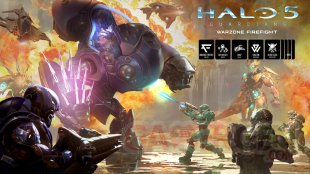 Halo 5 Guardians Warzone Firefight Content Release VisID