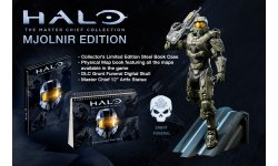 Halo The Master Chief Collection 07 08 2014 Mjolnir Edition