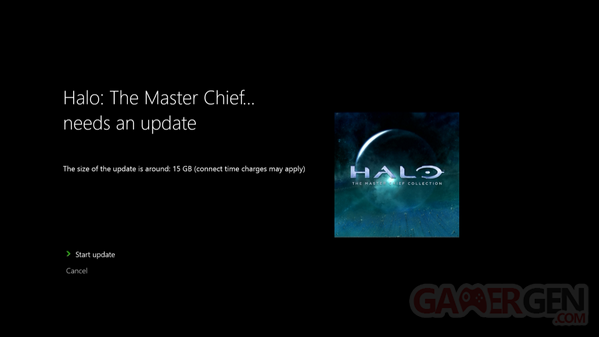 Halo The Master Chief Collection patch