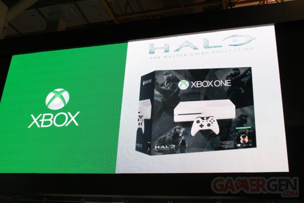 Halo The Master Chief Collection xbox one blanche pack bundle