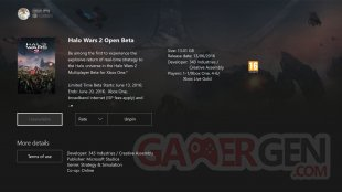 Halo Wars 2 leak open beta 2