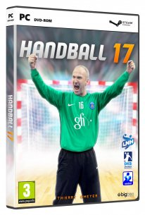 Handball17 3D PC PEGI