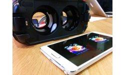 HANDS-ON - Samsung Gear VR : nous avons joué avec le casque de réalité virtuelle coréen