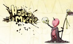 hasta la muerte titre logo