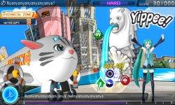 Hatsune Miku Project Diva f screenshot
