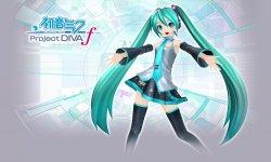 Hatsune Miku Project Diva f test 11.03.2014