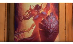 HearthStone Heroes of Warcraft Héros Dame Liadrin