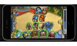 hearthstone interface iphone smartphones  (1)