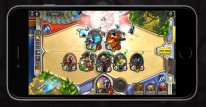 hearthstone interface iphone smartphones  (2)